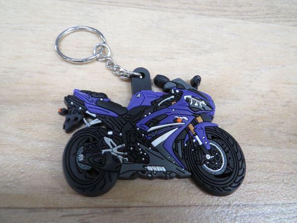 Picture of Keyring sleutelhanger Yamaha YZF R1