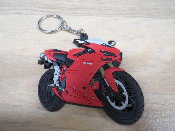 Picture of keyring sleutelhanger Ducati 1098