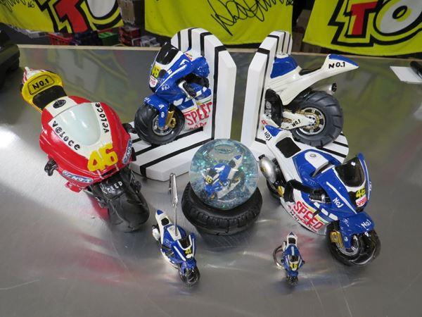 Picture of Valentino Rossi MotoGP pakket Booster