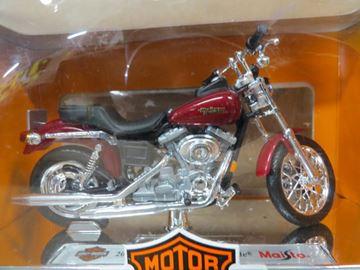Afbeelding van Harley Davidson 2000 FXD Dyna Super Glide  (n040)