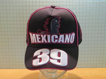 Picture of Luis Salom cap pet #39 mexicano LSMCA127604