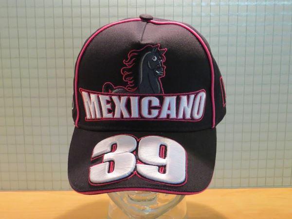 Picture of Luis Salom cap pet #39 mexicano LSMCA127604