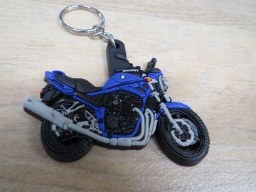 Afbeelding van Suzuki Bandit sleutelhanger keyring