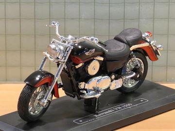 Picture of Kawasaki VN1500 Vulcan 1:18 majorette