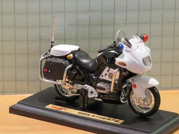 Picture of BMW R1100RT Highway patrol 1:18 maisto