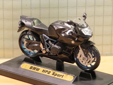 Picture of BMW HP2 sport 1:18 motormax