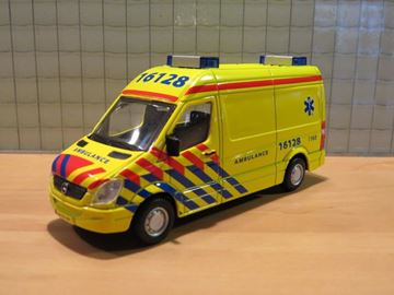 Picture of Ambulance ziekenauto 1:50