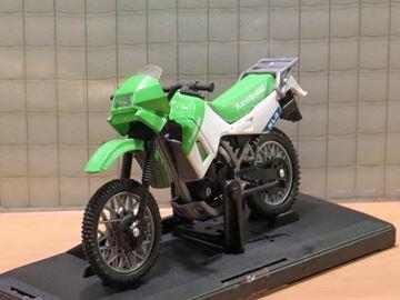 Picture of Kawasaki KLR650 1:18 Motormax