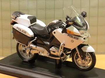 Picture of BMW R1200RT Police 1:18 19660
