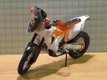 Afbeelding van KTM 450 Rally 1:12 6074-02