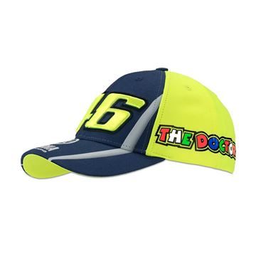 Picture of Valentino Rossi Kid Yamaha dual cap pet YDKCA314603