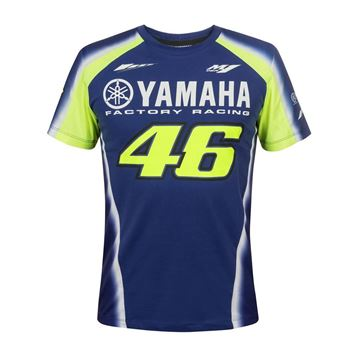 Picture of Valentino Rossi Yamaha dual t-shirt YDMTS313909