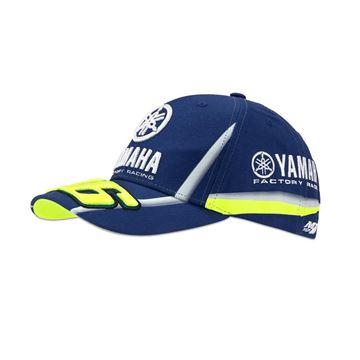 0a4a5979995 Afbeelding van Valentino Rossi dual Yamaha cap pet YDMCA313609