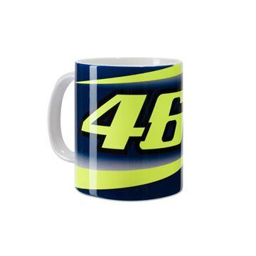 Afbeelding van Valentino Rossi dual Yamaha vr46 mug mok YDUMU315203