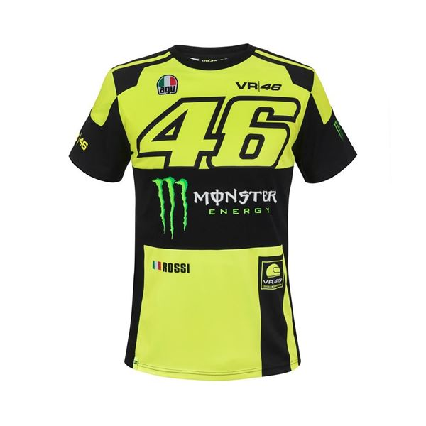 Picture of Valentino Rossi Monster Energy Monza Rally t-shirt MOMTS315928