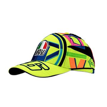 Picture of Valentino Rossi helmet replica cap pet VRMCA305703