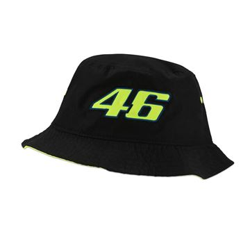 Afbeelding van Valentino Rossi 46 the doctor fisherman bucket hat VRMFH305904