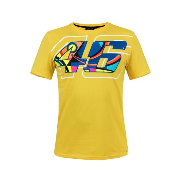 Picture of Valentino Rossi 46 helmet t-shirt VRMTS305801
