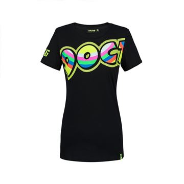 Picture of Valentino Rossi woman the Doctor t-shirt VRWTS307304