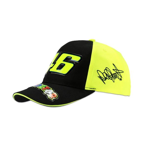 Picture of Valentino Rossi Kid 46 the Doctor cap pet VRKCA308103