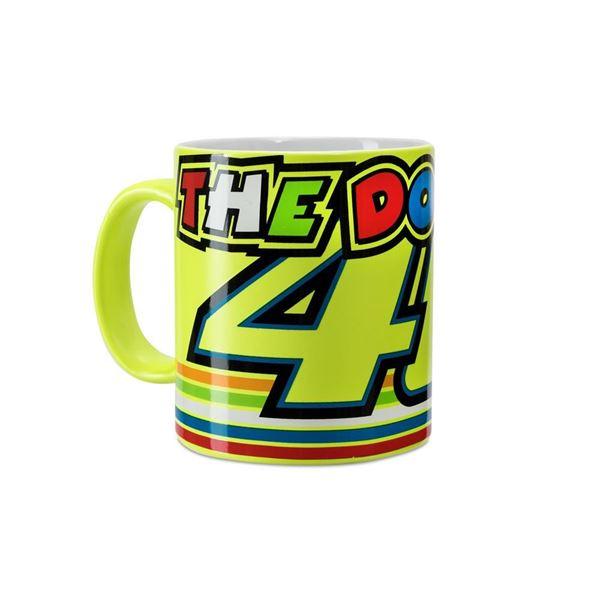 Picture of Valentino Rossi  46 the Doctor stripes mug mok VRUMU312003