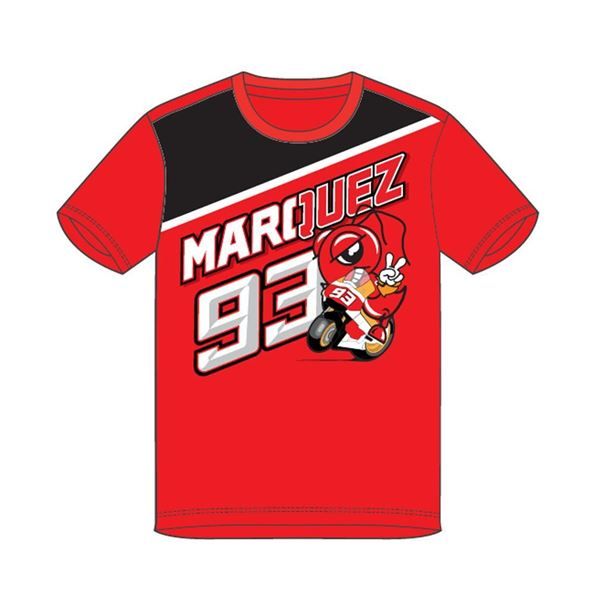 Picture of Marc Marquez #93 kids t-shirt 1833024