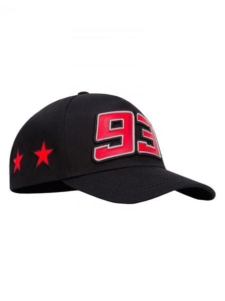 Picture of Marc Marquez #93 baseball cap / pet 1843002