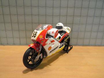 Picture of Teixeira Honda NSR500 1998 1:24