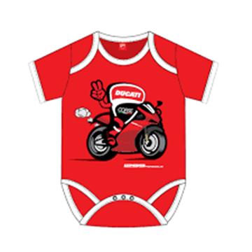 Afbeelding van Ducati kids baby romper mascotte 1886001