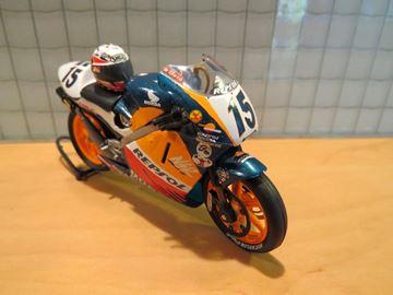 Picture of Sete Gibernau Honda NSR500 1998 1:24
