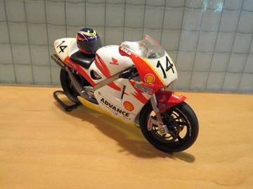 Picture of Julian Borja Honda NSR500 1998 1:24