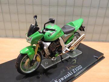 Afbeelding van Kawasaki Z1000 1:24 atlas