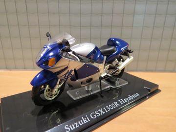 Afbeelding van Suzuki GSX-R1300 Hayabusa 1:24 atlas