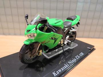 Picture of Kawasaki ZX-10R 1:24 atlas
