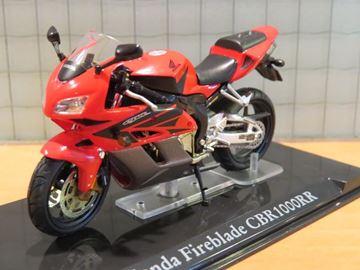 Picture of Honda CBR1000RR Fireblade 1:24 red atlas