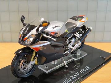 Picture of Aprilia RSV1000R 1:24 atlas