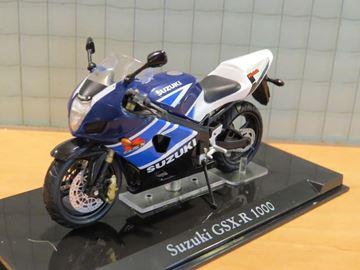 Picture of Suzuki GSX-R1000 1:24 atlas