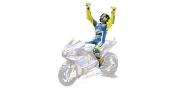 Afbeelding van Valentino Rossi figuur 2014 winner australian MotoGP 1:12 312140146