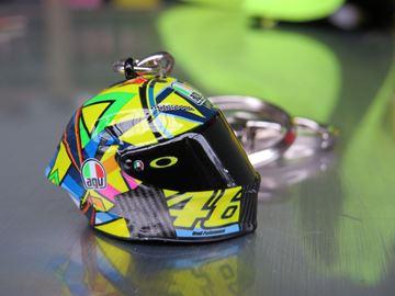 Afbeelding van Valentino Rossi helmet keyholder VRUKH311603
