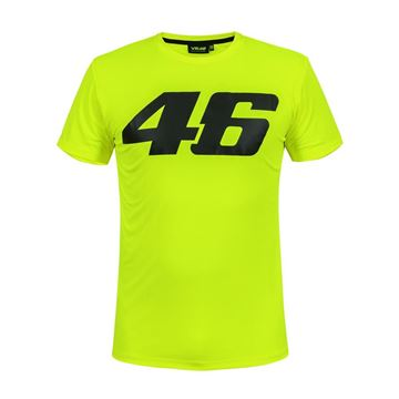 Picture of Valentino Rossi Core large 46 t-shirt fluo COMTS325028NF