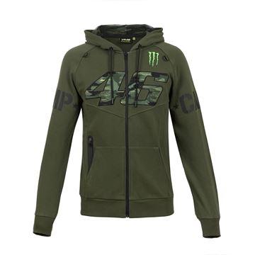Afbeelding van Valentino Rossi 46 monster Camp Hoodie MOMFL317608