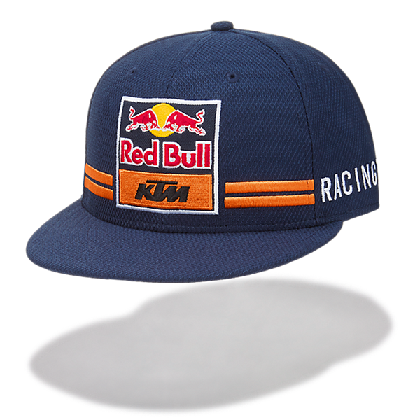 Picture of KTM official team Red Bull flat cap pet KTM17006 7dc86a4b800