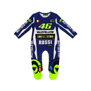 Picture of Valentino Rossi baby replica romper overall VRKOA263403