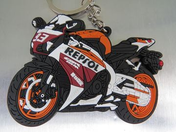 Picture of Marc Marquez keyring bike sleutelhanger