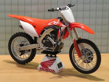 Picture of Honda CRF450R 1:12 2018