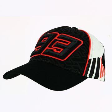 Afbeelding van Marc Marquez #93 baseball cap pet 1843005