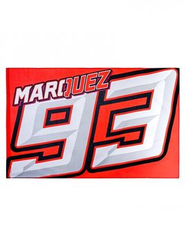 Picture of Marc Marquez #93 vlag flag 1853003