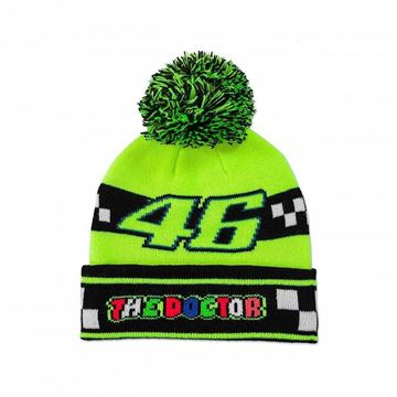 Picture of Valentino Rossi Kids Beanie muts kid 46 the doctor VRKBE264903