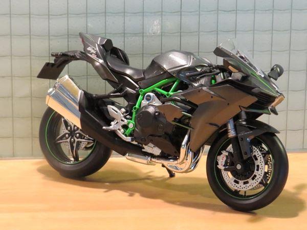 Picture of Kawasaki Ninja H2 1:12 104569