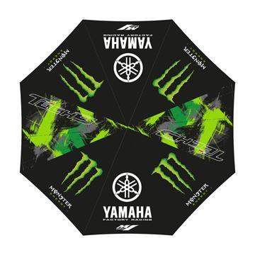 Picture of Tech 3 Yamaha Racing Monster Energy big umbrella paraplu